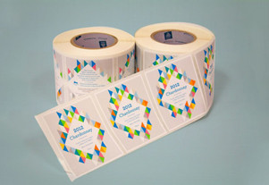 Stickers & Adhesive Labels